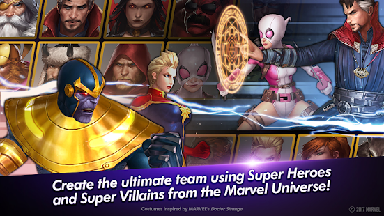 MARVEL Future Fight Screenshot