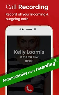 Auto Call Recorder 2018 Screenshot