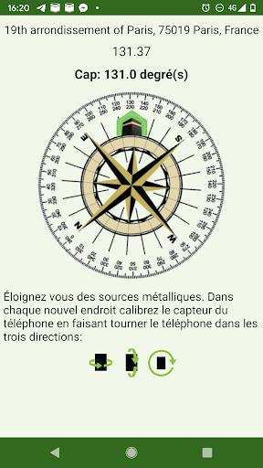 Islam.ms Prayer Times Qibla finder Locator Compass screenshot 3