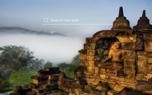 Zen Temple HD Wallpapers New Tab Theme