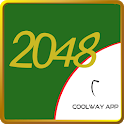 Games 2048 Think you can icon