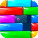 Space Drop : Slide Block Puzzle Free Game icon