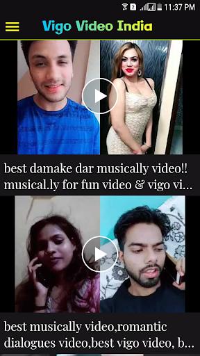 Vigo Video India app (apk) free download for Android/PC/Windows