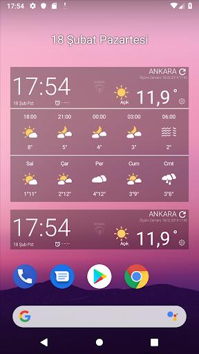 Meteoroloji Hava Durumu 6.1.8 Screenshots 8