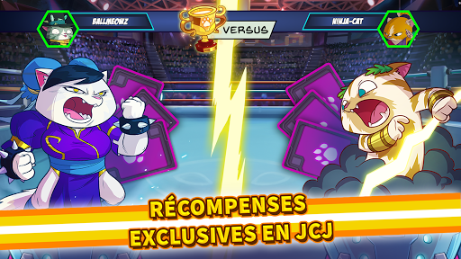 Code Triche Tap Cats: Epic Card Battle (CCG) APK MOD (Astuce) screenshots 5