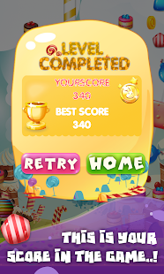 Candy Jumping Gummy Adventure Screenshot
