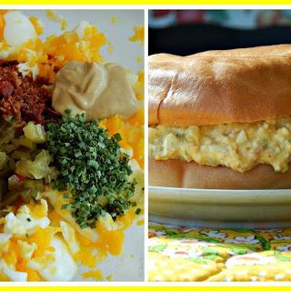 Bacon & Egg Salad Sandwiches