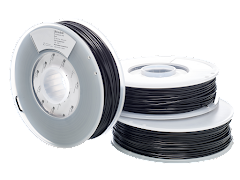 Ultimaker Black PLA Filament - 3.00mm (0.75kg)
