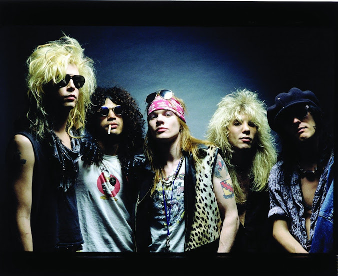 槍與玫瑰 Guns N' Roses