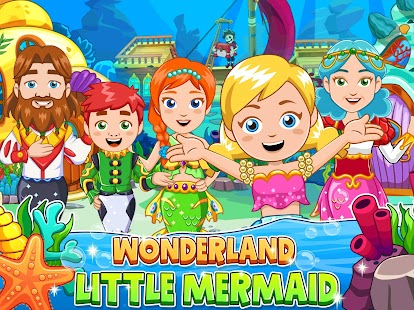 Wonderland : Little Mermaid Screenshot