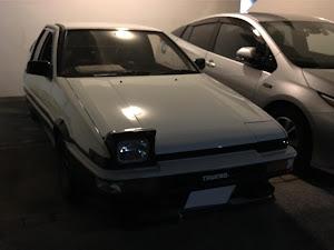 スプリンタートレノ AE86 GT- APEX のカスタム事例画像 いなたん@TEAM.triangle△さんの2018年12月06日23:20の投稿