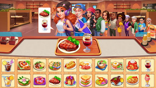 Cooking Frenzyu2122: A Crazy Chef in Cooking Games filehippodl screenshot 4