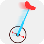 Unicycle Ride Icon