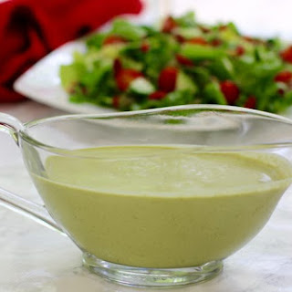 Ginger Cilantro Dressing