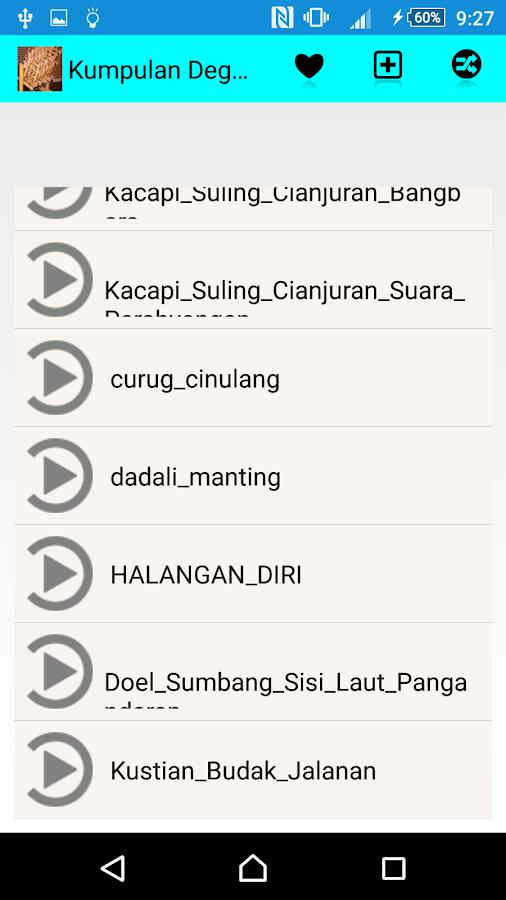 Kumpulan Degung Sunda - Android Apps on Google Play