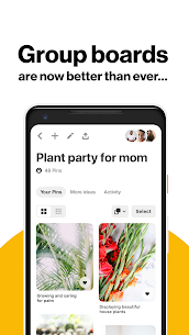 Pinterest App Latest Version Download For Android and iPhone 1