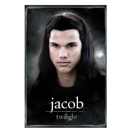Poster - Twilight - Jacob