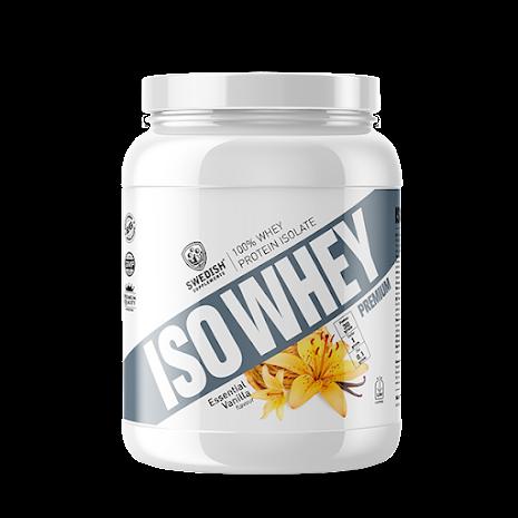 Swedish Supplements ISO Whey Premium - Vanilla