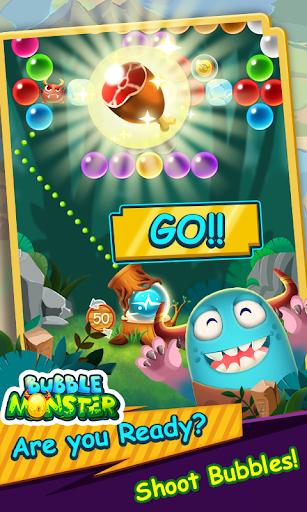 Bubble Monster screenshot 2