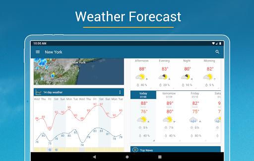 Weather & Radar USA - Severe weather alerts  screenshots 10