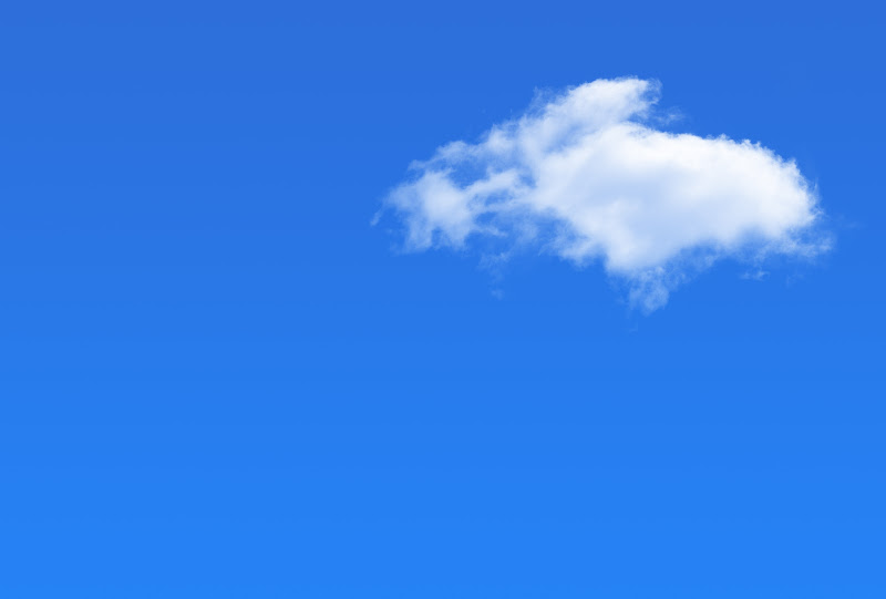 La nuvola di Marco Spinelli