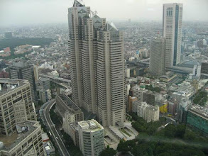 Photo: JAPON-Shinjuku à Tokyo