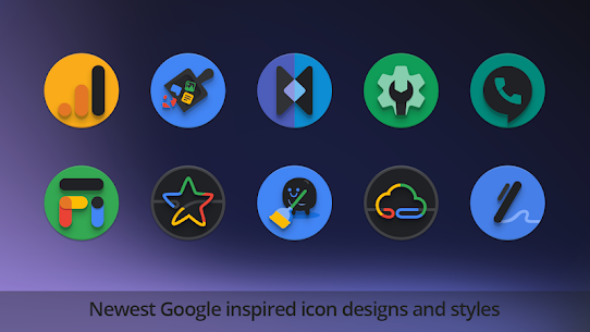 Baked – Icon Pack v1.1 [Patched] APK 4