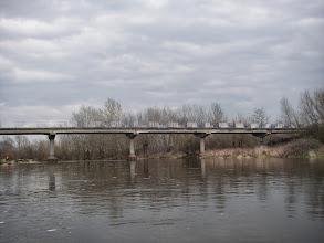Photo: most do Starego Korczyna