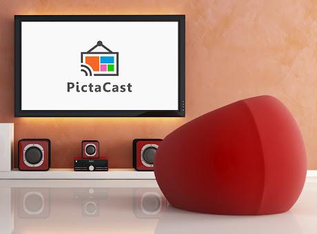 PictaCast for Chromecast®