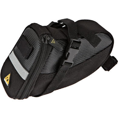Topeak Aero Wedge Bag Small with Strap Black