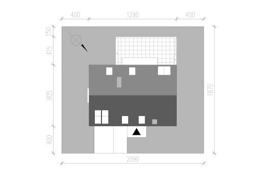 LIM House 02 - Sytuacja