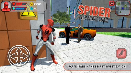 Spider Adventure screenshot 2