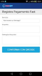 Omniapp Service - náhled