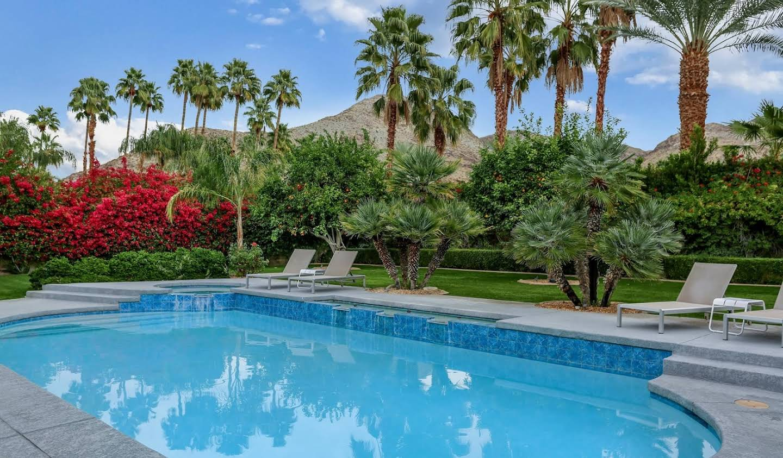 Maison avec piscine Palm Springs