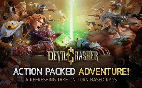 How to hack Devil Crasher for android free