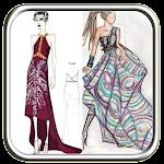 Drawing Fashion Icon