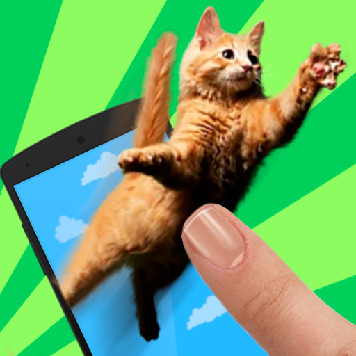 Meow: Catch Flying Cats (game)