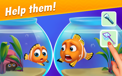 Fishdom apktram screenshots 7