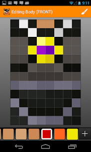 Minecraft: Skin Studio  Apk Download For Android and Iphone 3