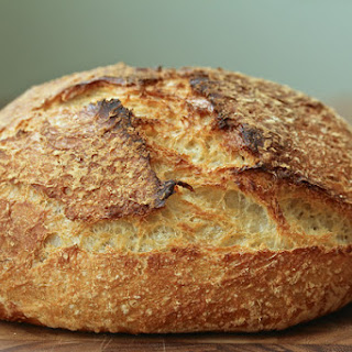 White Flour Warm-Spot Levain Bread