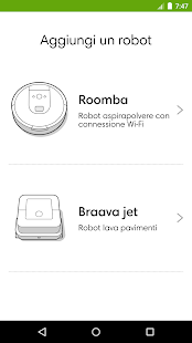 iRobot HOME- miniatura screenshot