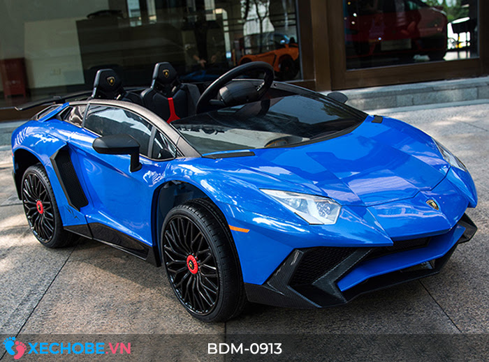 Xe ô tô điện trẻ em BDM-0913 8
