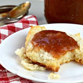 Spiced Peach Butter Recipe