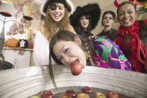 What are your Halloween traditions? From bobbing apples, to telling scary ghost tales, Halloween embraces many activities and legends.