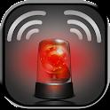 alarma anti-robo icon