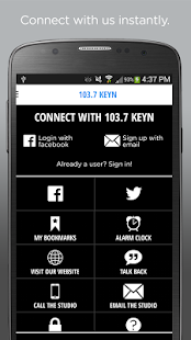 Classic Hits 103.7 KEYN- screenshot thumbnail