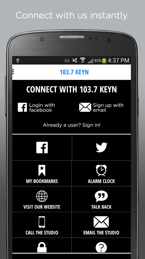 Classic Hits 103.7 KEYN- screenshot