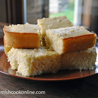 Southern Buttery Amish Cornbread.