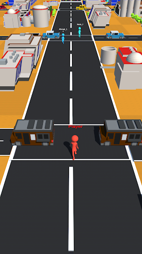 Fun Road Race 3D apkmind screenshots 2