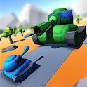 Blast Balls - Tank Fire Shoot 3D World.io icon